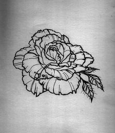 my drawing of Sara Fabel's Rose by sniraharon on deviantART