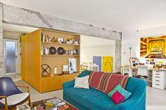 La original reforma de un apartamento abandonado en Palma #hogarhabitissimo #ecléctico