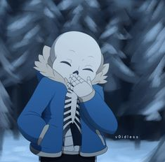 Yep it's official, I'm in love with sans, I want to date him, kiss him, hug him, marry him, I just love him too much!!!!!!