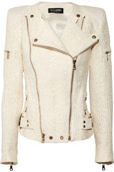 Balmainbiker jacket
