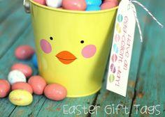 Easter Gift Idea   Tags on http://lilluna.com