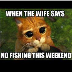 Pw.. pwee... pweaaaase! #fishing