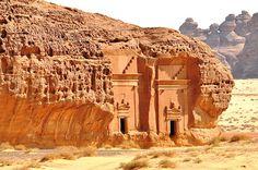 Al-Hijr Archaeological Site (Madâin Sâlih) Saudi Arabia UNESCO