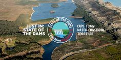 Dams supplying the City of Cape Town are over full. Plus there's good news for farmers in the drought-stricken areas of the province. Cape Town, Good News, City, World, Water, The World, Water Water, Aqua, City Drawing