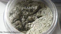 elf Mineral Eyeshadow in Earthy