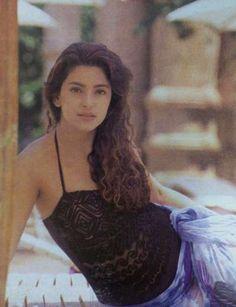 Juhi Chawla 1996 - Stardust