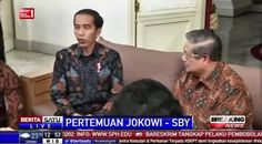 [VIDEO] Presiden Jokowi menerima Ketua Umum Partai Demokrat Susilo Bambang Yudhoyono di Istana Negara, Jakarta. #BreakingNews