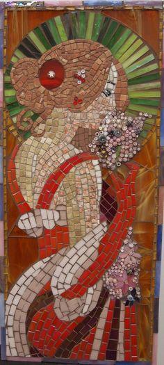 Beautiful Bodies mosaics