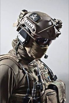 British SAS - Amazing Gear
