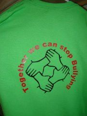 No More Bullying T'shirt by glitzygirlzfashions on Etsy, $15.50