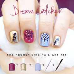 Dream Catcher By Nasty Nails