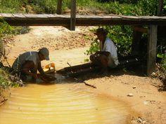 El Bajo Cauca, su gente, el río, la minería tradicional