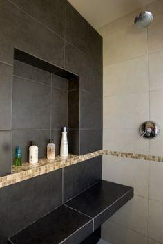 30 Ideas To Use Storage Niches In A Bathroom   Shelterness  http://www.shelterness.com/30-ideas-to-use-storage-niches-in-a-bathroom/