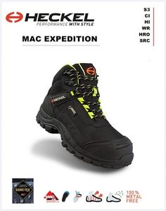 Gore Tex, Hiking Boots, Metal, Shoes, Style, Fashion, Walking Boots, Shoes Outlet, Fashion Styles