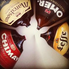 #Leffe #Maredsous #Omer #Chimay #Beer #Belgium