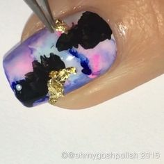 Full Tutorial is LIVE on my YouTube Channel: OHMYGOSHPOLISH