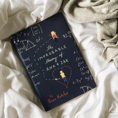"""The improbable theory of Ana & Zak #book #bookworm #bookaholic #theimprobabletheoryofanaandzak #briankatcher"""
