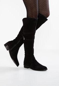Chaussures mint&berry Cuissardes - black noir: 119,95 € chez Zalando (au 20/11/17). Livraison et retours gratuits et service client gratuit au 0800 915 207.
