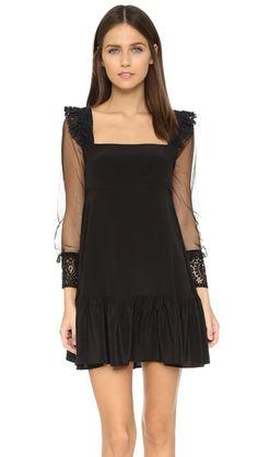 ddb3ac93851 For Love   Lemons Kate Mini Dress For Love And Lemons