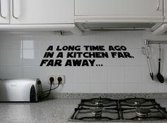 #starwars #kitchen