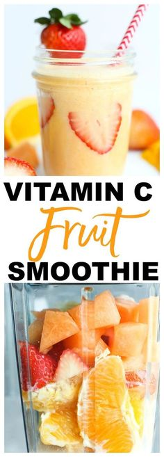 Vitamin C Fruit Smoo