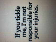 Hahahaha!!! Story of my life!