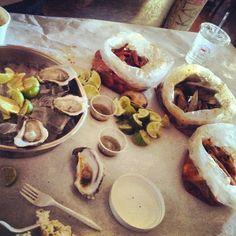 Weekly fix of seafood. #theboilingcrab #foodpic #foodpix #food #miramesa