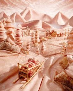 Foodscape by Carl Warner
