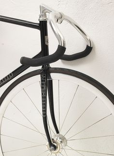 Alexs track bike, by Bishop Bikes, via Flickr