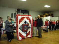 Quilts of Valor: Presentations - Central Idaho Quilters eagl veteran, valor, presentation, veterans day, quilts, idaho quilter, quilt idea, central idaho, veteran quilt