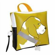 Keep Calm And Love Beagles Deluxe Printing Small Purse Portable Receiving Bag