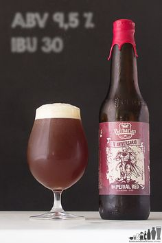 Copa Latinoamericana de Cervezas Artesanales 2018: La Imperial Red Ale V Aniversario logró el reconocimiento a la Mejor Cerveza Peruana 2018.