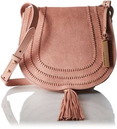 Vince Camuto Izzi Flap Crossbody Bag, Garden Rose, One Size