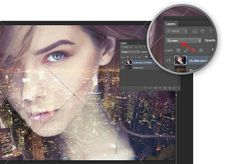 Quick-Tip: How to Create Double Exposure Photographs in Photoshop   Photoshop Tutorials