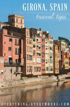 Girona is a city from the province of Catalonia in Spain. It is located northeast of the province and right at the confluence of rivers. Travel to Girona has grown tremendously over the past few years as many tourists are discovering the cultural and historical beauty of the city.