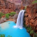 heaven, blue, dream, national parks, lake, place, africa travel, bucket lists, grand canyon