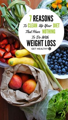 Ready for a change? Clean eating can change your life like it changed mine! Eat real food for weight loss and health. 7 reasons to get started here!