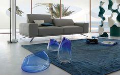Roche Bobois, canape-presence-2014-sacha-lakic-design Sofa, Couch, Furniture, Design, Home Decor, Living Room, Settee, Settee, Decoration Home