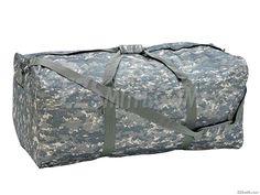 Extreme Pak - Duffle Bag 39in - Water Repellent - Digital Camo - (1pc)