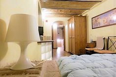Apartment in Roma, Italy. Very beautiful apartment in the Heart of the Town  The apartment itself is in Vicolo del Governo Vecchio. This is truly one of the best parts of the city.  It's located a couple blocks from the Castel Sant'Angelo and its Bridge. It's a 10 minute w...