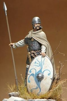 Guerreiro gaulês (gaule warrior)