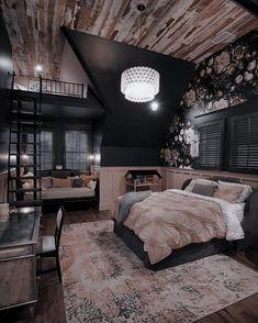 Home Room Design, Dream Home Design, Modern House Design, Home Interior Design, Dream House Interior, Luxury Homes Dream Houses, Deco Dyi, Chill Room, Aesthetic Bedroom