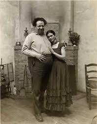 Diego Rivera and Frida