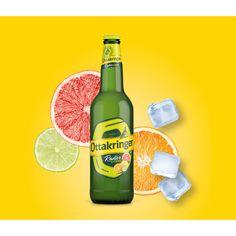 Was erfrischt euch an heißen Sommertagen in der Stadt am Besten? Radler, Drinks, Bottle, Brewery, Beer, City, Drinking, Beverages, Flask