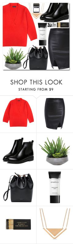 """Autumn Inspirations"" by violet-peach ❤ liked on Polyvore featuring мода, Jonathan Saunders, Lux-Art Silks, Mansur Gavriel, Smashbox, Jayson Home, Allurez и FREDS at Barneys New York"