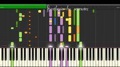 [Synthesia][MIDI] omokage