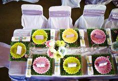 Enchanted Garden Fairy Parties - Posh Tot Events Event Portfolio - Powered by Phanfare Fairy Tea Parties, Tea Party, Enchanted Garden, Events, Table Decorations, Tea Parties, Dinner Table Decorations