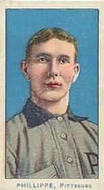 1910 American Caramel (E90-2) #9 Deacon Phillippe Front
