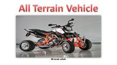 All terrain vehicle.
