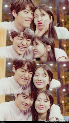 Uncontrollably fond Ohh my honey bunny. Korean Actresses, Korean Actors, Korean Dramas, Uncontrollably Fond Korean Drama, Kim Wo Bin, Korean Tv Series, K Drama, Moorim School, Woo Bin